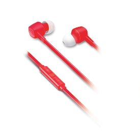 JETTURBO HIGH-PERFORM EARPHONE RED