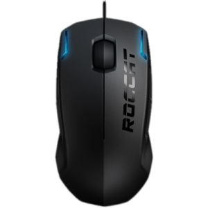 Roccat Kova[+] Mouse - Optical - Cable - USB - 3200 dpi - Scroll Wheel - 9 Button(s) - Symmetrical