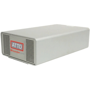 ATTO ThunderLink NT 1102 (10GBASE-T) - Thunderbolt - Desktop