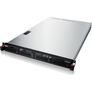 Lenovo ThinkServer RD330 4304E3U 1U Rack Server - 1 x Intel Xeon E5-2420 1.9GHz - 2 Processor Support - 8 GB Standard - DVD-Writer - Serial ATA/600 RAID Supported, 6Gb/s SAS Controller - Gigabit Ethernet - RAID Level: 0, 1, 1+0