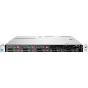 HP ProLiant DL360E G8 686212-S01 1U Rack Server - 2 x Intel Xeon E5-2440 2.4GHz - 2 Processor Support - 32 GB Standard/192 GB Maximum RAM - Serial ATA/600 RAID Supported, 6Gb/s SAS Controller - Gigabit Ethernet - RAID Level: 0, 1, 1+0, 5