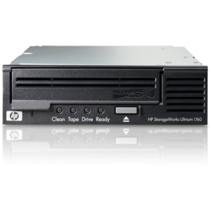 "HP LTO-4 Ultrium 1760 SCSI Internal Tape Drive - 800 GB (Native)/1.60 TB (Compressed) - SCSI - 5.25"" Width - 1/2H Height - Internal"