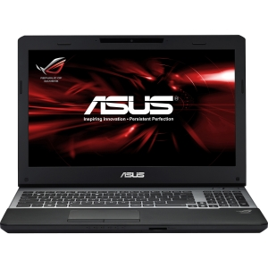 "Asus G55VW-DH71 15.6"" LED Notebook - Black - 1920 x 1080 Full HD Display - 8 GB RAM - 500 GB HDD - Genuine Windows 8 - HDMI - DisplayPort"