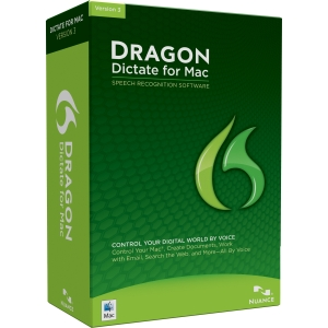 DRAGON DICTATE FOR MAC 3.0 BLUE TOOTH