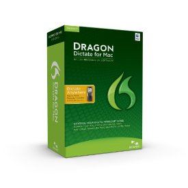 DRAGON DICTATE FOR MAC 3.0 W/ DIGITAL VOICE RECORDER