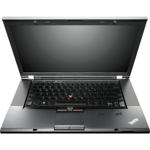 Lenovo ThinkPad T530 2392ASU 15.6&quot; LED Notebook - Intel - Core i7 i7-3520M 2.9GHz - Black - 1600 x 900 HD+ Display - 4 GB RAM - 500 GB HDD - DVD-Writer - NVIDIA NVS 5400M, Intel HD 4000 Graphics - Bluetooth - Webcam - Finger Print Reader - Genuine Windows
