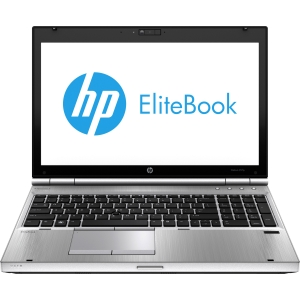 HP EliteBook 8570p C6Z55UT 15.6&quot; LED Notebook - Intel - Core i7 i7-3520M 2.9GHz - Platinum - 1600 x 900 HD+ Display - 8 GB RAM - 500 GB HDD - DVD-Writer - AMD Radeon HD 7570M Graphics - Bluetooth - Webcam - Finger Print Reader - Genuine Windows 7 Professi