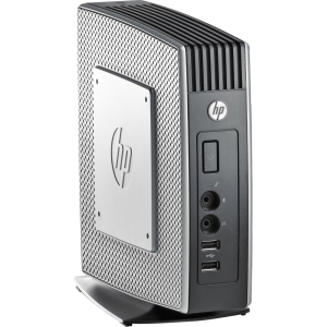 HP C4G87AT Thin Client - VIA Eden X2 U4200 1 GHz - 2 GB RAM - 1 GB Flash - Windows Embedded CE 6.0 - DVI
