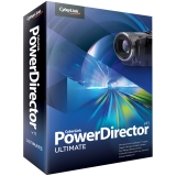 Cyberlink PowerDirector 11 Ultimate - Windows (1 User)