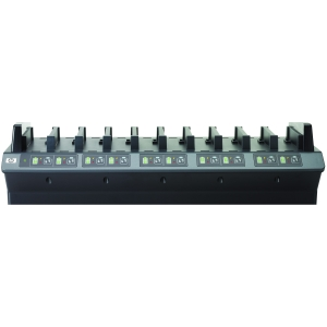 HP 10-Bay Battery Charger - 110 V AC, 220 V AC - 16.8 V DC