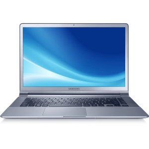 "Samsung NP900X4D 15"" LED Ultrabook - Intel Core i7 1.90 GHz - Silver - 8 GB RAM - 256 GB SSD - Intel HD 4000 Graphics - Genuine Windows 8 Pro 64-bit - 1600 x 900 Display - Bluetooth"