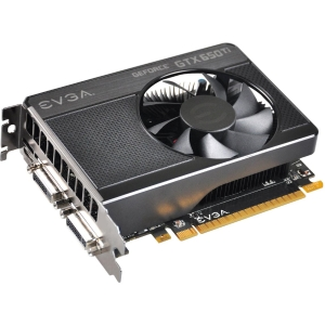 GEFORCE GTX 650TI SSC PCIE 2GB DDR5 MINI-HDMI DVI-I DVI-D 5400MHZ