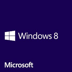 Microsoft Windows 8 64-bit System Builder Package - Full Versions