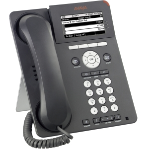 Avaya-IMBuyback One-X 9620L IP Phone - Wall Mountable, Desktop - 12 x Total Line - VoIP - PoE Ports