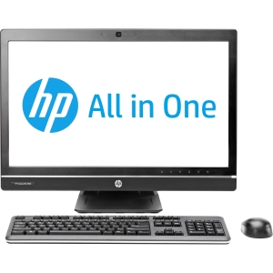 "HP Business Desktop Elite 8300 B8U43UT All-in-One Computer - Intel Core i3 - Desktop - 23"" Touchscreen Full HD Display - 4 GB RAM - 500 GB HDD - RAID Supported - Genuine Windows 7 Professional - DisplayPort"