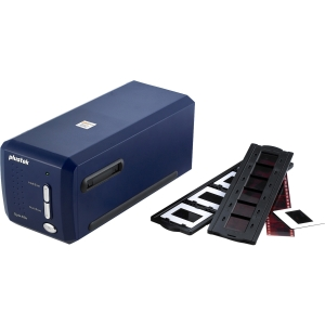 Plustek OpticFilm 8100 Film Scanner - 48-bit Color - 16-bit Grayscale - USB