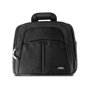 Toshiba Diplomat Carrying Case - Top-loading - Adjustable Shoulder Strap, Handle -  PA1395U-1NCS