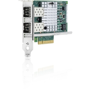 HP Ethernet 10Gb 2-Port 560SFP+ Adapter - Low-profile