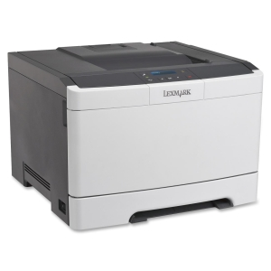 Lexmark CS310DN Laser Printer - Color - 2400 x 600 dpi Print - Plain Paper Print - Desktop - 25 ppm Mono / 25 ppm Color Print - 250 sheets Input - Automatic Duplex Print - LCD - Fast Ethernet - USB
