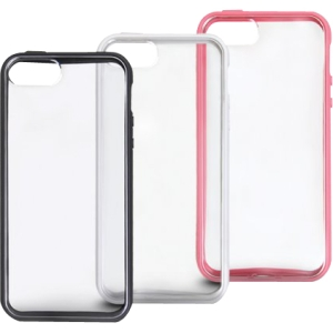 The Joy Factory Jamboree for iPhone 5 (Gray) - iPhone - Gray, Clear