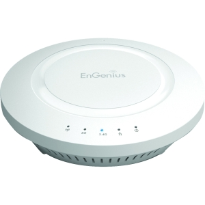 EnGenius EAP600 Business Class Gigabit Wireless-N Dual Concurrent 2.4+5GHz 300/300MBPS Indoor AP/WDS - 1 Pack