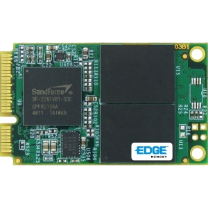 EDGE Boost Pro 240 GB 2.5&quot; Solid State Drive - Plug-in Card - Mini PCI Express