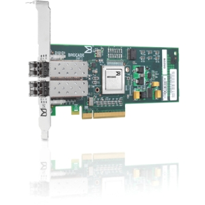 HP-IMSourcing StorageWorks FC2242SR Dual Channel Fibre Channel Host Bus Adapter - 2 x LC - PCI Express - 4 Gbps