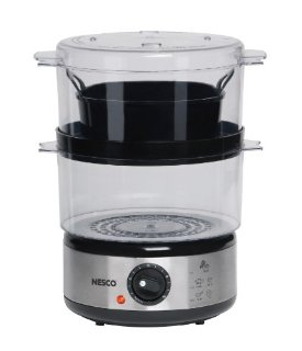 NESCO 5 QT BPA FREE FOOD STEAMER