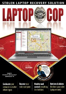 Laptop Cop 2.0 - Stolen Laptop Recovery Solution