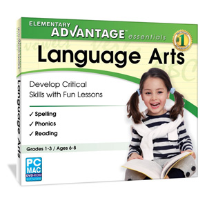Elementary Advantage Essentials Language Arts