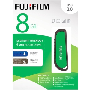 Fujifilm 8 GB USB 2.0 Flash Drive