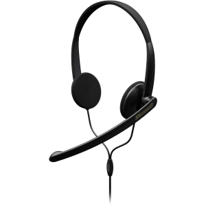 LifeChat LX-1000 Headset with Microphone