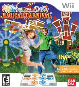Active Life Magical Carnival Bundle (Nintendo Wii)