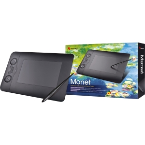 MONET GRAPHIC TABLET WIN&amp;MAC PROFESSIONAL &amp; SENSITIVE TABLET