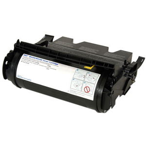 Dell Black Extra High Capacity Toner Cartridge - Laser - 30000 Pages