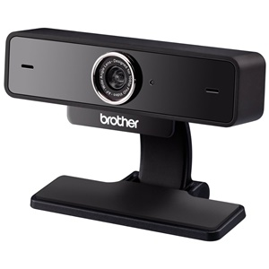 Brother Webcam - USB 2.0 - 1920 x 1080 Video - Auto-focus - Microphone
