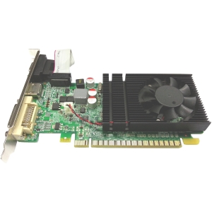 Jaton GeForce GT 620 Graphic Card - 2 GB DDR3 SDRAM - PCI Express - Low-profile - HDMI - DVI - VGA