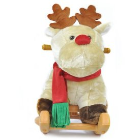 ANIMAL ROCKER - CHRISTMAS DEER - SINGLE PACK