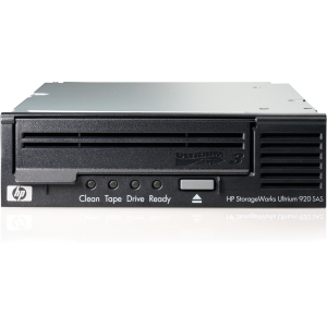 HP Ultrium 920 SAS Internal Tape Drive - 400 GB (Native)/800 GB (Compressed) - SAS - 5.25&quot; Width - 1/2H Height - Internal