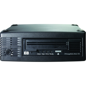 "HP LTO-4 Ultrium 1760 SCSI External Tape Drive - 819.20 GB (Native)/1.60 TB (Compressed) - SCSI - 5.25"" Width - 1/2H Height - External"