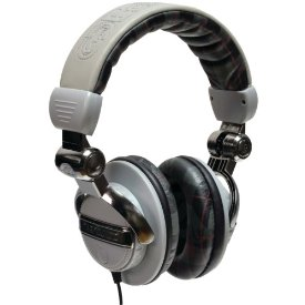 ECKO FORCE OVR EAR HDP PL GREY