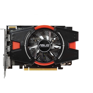 Asus HD7770-1GD5 Radeon HD 7770 Graphic Card - 1000 MHz Core - 1 GB GDDR5 SDRAM - PCI Express 3.0 - 4500 MHz Memory Clock - 2560 x 1600 - CrossFireX - Fan Cooler - DirectX 11.0 - HDMI - DisplayPort - DVI