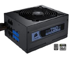 Corsair HX Professional Series 750W HX750 ATX POWER SUPPLY 80 PLUS GOLD