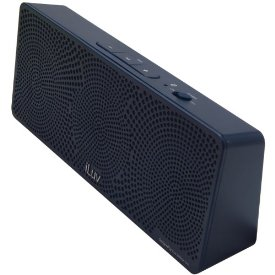 MOBITOUR PORTABLE BLUETOOTH WIRELESS STEREO SPEAKER- Blue