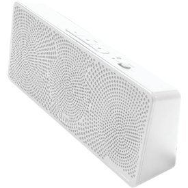 MOBITOUR PORTABLE BLUETOOTH WIRELESS STEREO SPEAKER- White