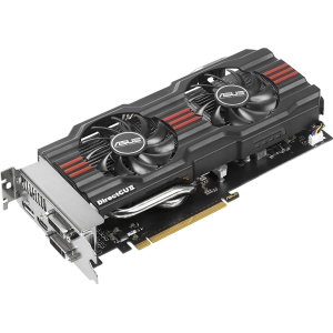 Asus GTX660-DC2O-2GD5 GeForce GTX 660 Graphic Card - 1020 MHz Core - 2 GB GDDR5 SDRAM - PCI Express 3.0 x16 - 6008 MHz Memory Clock - 2560 x 1600 - SLI - Fan Cooler - DirectX 11.0, OpenGL 4.2 - HDMI - DisplayPort - DVI