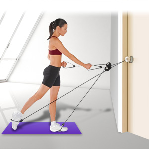 Everlast for Her Pilates Door Knob Rope Exerciser