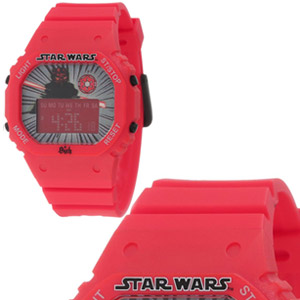 Star Wars Kids' Darth Maul Digital Watch