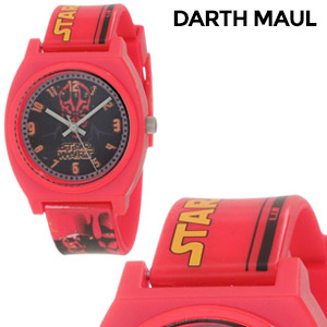 Star Wars Kids' Darth Maul Analog Watch