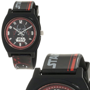 Star Wars Kids' Darth Vader Analog Watch